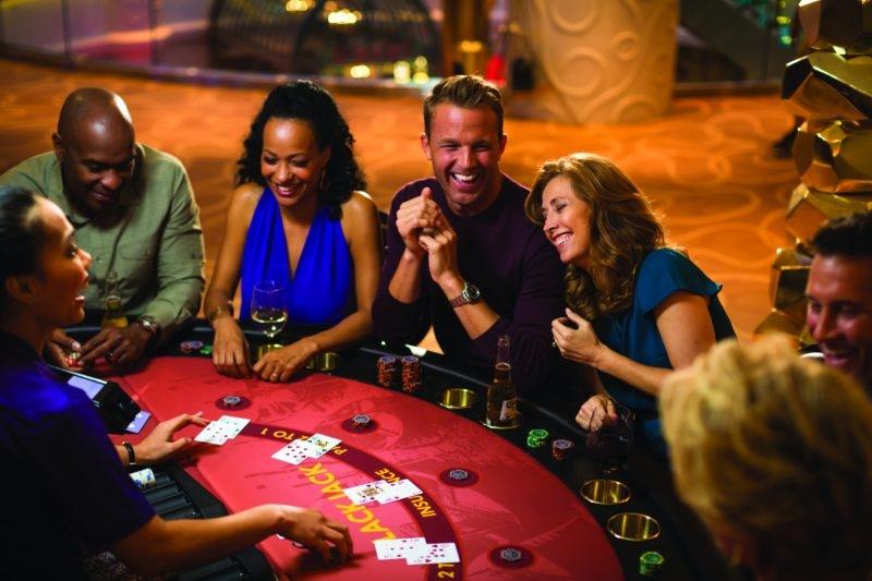 лайнерах на правила казино