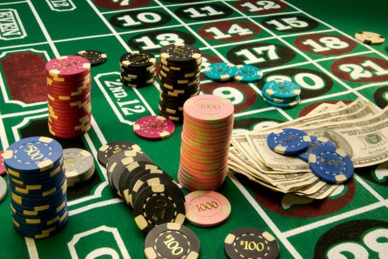 в казино онлайн ставка минимальная
