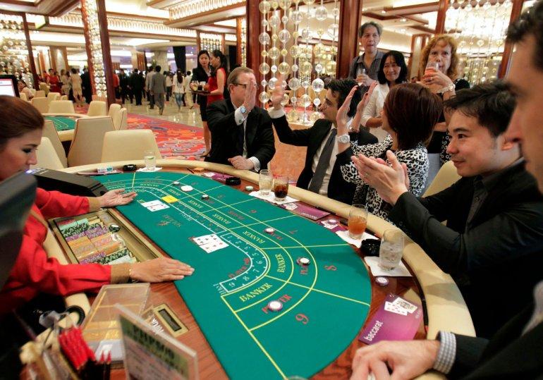 общем играх казино