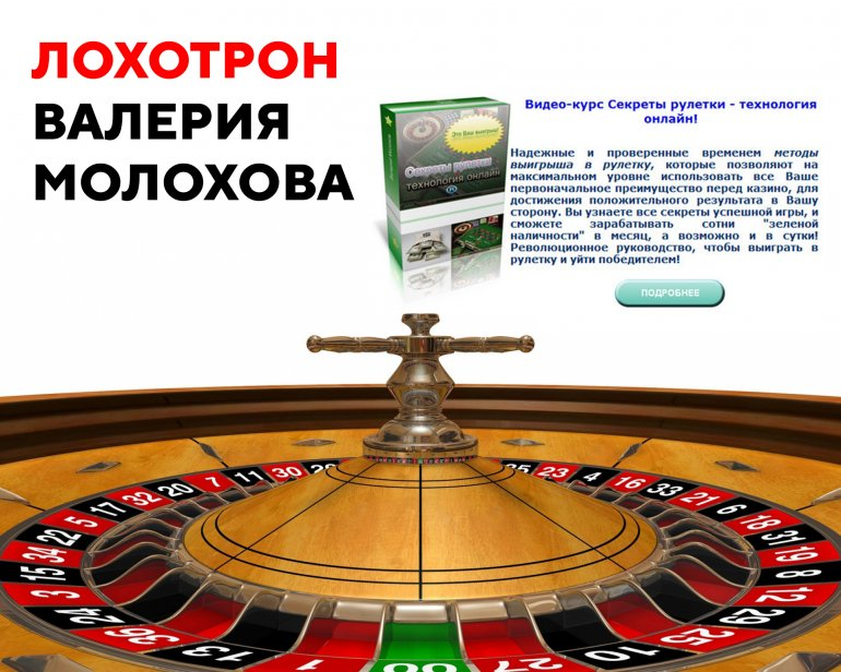 выиграть в рулетку можно ли в казино онлайн