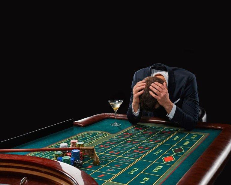 от казино в как зависимости избавиться играть